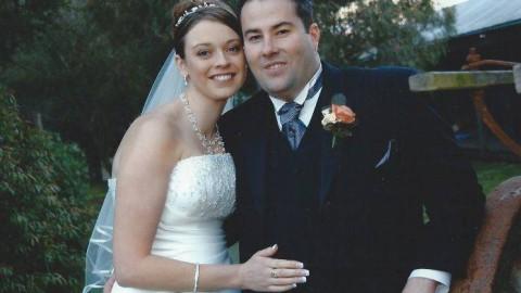 FLASHBACK FRIDAY:- Happy 10th Anniversary to Nicole & Brent!!