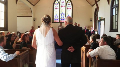 Some photos of Michelle & Neil's wedding last Saturday