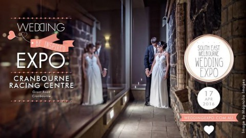 WhiteChapel will be at the Melbourne Wedding Expo