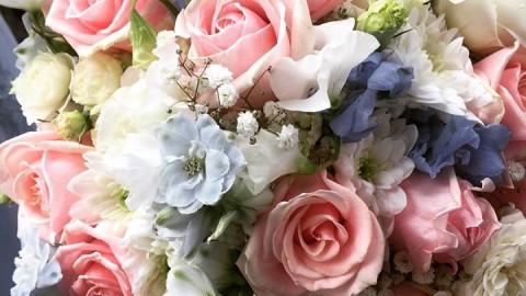 """Flowers are love's truest language"". Park Benjamin. Love blooming at WhiteChape…"