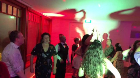 WhiteChapel was rocking last Saturday night for Mandy & Fed's reception. Thanks …
